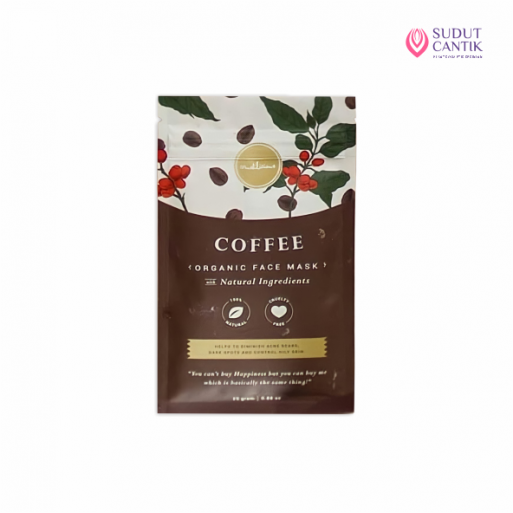CRUSHLICIOUS FACE MASK COFFEE 25GR